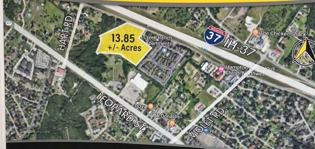 0 Interstate Hwy 37, Corpus Christi, Texas 78401, ,Land,For sale,Interstate Hwy 37,349480